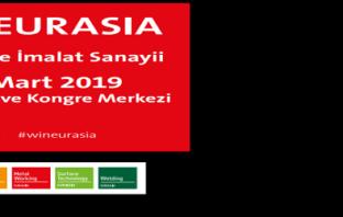2019 Win Eurasia 360 Derece İmalat Sanayi Fuarı